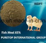 Farine de poisson pour l'alimentation de poissons d'alimentation des animaux - pente d'alimentation