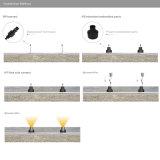 Licht des 1W 3W 12V 24V CREE Punkt-LED für Garten-im Freienlampe