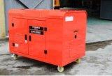 De beweegbare huis-Gebruikende 5kw Stille Generator In drie stadia BHT7000te van de Benzine