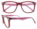 De met de hand gemaakte Manier Eyewear van het Frame van het Schouwspel van Eyewear van de Acetaat