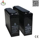Bateria recarregável acidificada ao chumbo do armazenamento dianteiro do terminal 12V 100ah VRLA Mf para Solar/UPS