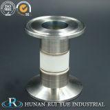 Tubo di ceramica metallizzato per l'interruttore di vuoto