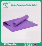 Stuoia esterna di esercitazione di assicurazione della fabbrica di prezzi diretti del PVC della stuoia commerciale di yoga