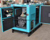10kw generatore, tipo silenzioso, tipo di tipo automatico e raffreddato ad acqua