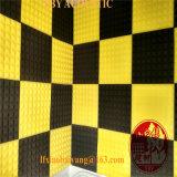Панель сыщика панели потолка панели стены акустической панели пены губки цветастой пирамидки акустическая