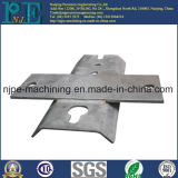 Gebildet in China kundenspezifischen Laser-Ausschnitt-Stahl-Teilen