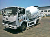 camión mezclador, 8-10 Cbm Camión mezclador de concreto