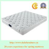 Materasso naturale del lattice della bobina Pocket da Vacuum Compressed per la mobilia della camera da letto