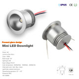 1W 12V IP65 mini LED Downlight