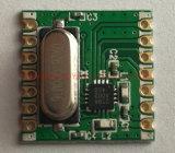 Módulo de receptor del RF Rfm219s módulo de receptor sin hilos de 315/433/868/915 megaciclo