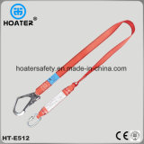 Umsponnene Seil-Sicherheits-Abzuglinie mit Energie-Sauger