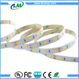 Streifen-Beleuchtung der hohen Helligkeits-60LEDs 18W/M 12V LED