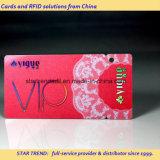 Cartão de PVC Cr80 Quatro cores com faixa magnética para adesão