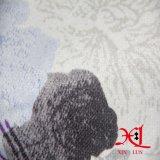 ポリエステル家具製造販売業のホーム織物の寝具によって編まれるヤーンによって染められるソファーファブリック