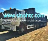 remorque arrière de camion à la benne basculante 40/50t, de tombereau remorque semi de fabrication
