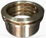 OEM втулки CNC высокой точности подвергая механической обработке медный