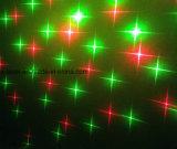 レーザーの星夜シャワーのクリスマスの照明プロジェクター