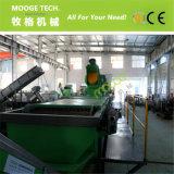 Película waste da película plástica recycling/PE PP da alta qualidade que recicl a máquina