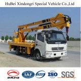 18m Dongengの空気のプラットホームのトラックの普及したモデル