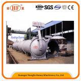 Hongfaから機械を作るAACのブロックの自動生産