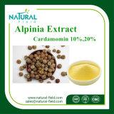 高品質98% CardamominのAlpiniaのエキスのプラントエキス