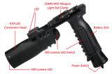 Aperto tático do injetor da luz da arma do tiro M93 com a lanterna elétrica do diodo emissor de luz da luz branca
