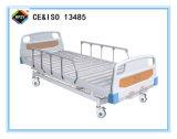 (A-69) het Beweegbare Bed van het Ziekenhuis van de dubbel-Functie Hand met ABS het Hoofd van het Bed