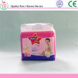 布の快適で熱い販売法の使い捨て可能な赤ん坊のおむつ