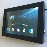 """Рамка индикации LCD рамки 10.1 металла """" открытая для индустрий"""