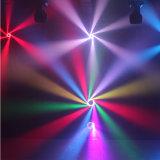 Bienen-bewegliches Hauptträger-Wäsche-Licht der Stadium DJ-Disco-19PCS 12W LED