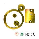 Части CNC подвергая механической обработке с латунью/медью согласно вашему чертежу с проворной поставкой