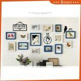 현대 새로운 디자인 조합 가정 상품 벽 예술 화포 색칠