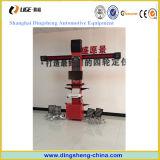 precio de la máquina de la alineación de rueda 3D, equipo Ds6 del cuidado de la rueda