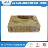 パイナップルパン屋のクッキーのためのペーパー食品包装の容器の小さいFoldableボックス