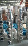 Destilador del alcohol del acero inoxidable