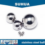 grandes esferas de aço inoxidáveis de 127mm