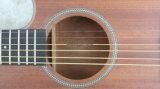 Guitarra acústica cortante do corpo quente do OM da venda (OM110C)