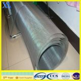 Maglia 25mesh dell'acciaio inossidabile del tessuto di Twilled
