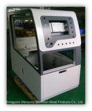 Marco de cabina modificado para requisitos particulares del metal de hoja de la capa de la precisión
