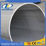 Fabriek Pijp van het Roestvrij staal 304 316L 310S 321 S31803 van ASTM 201 de Decoratie Gelaste