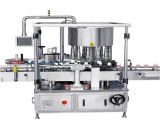 De Machine van de Etikettering van de koker voor Kleine Plastic Flessen