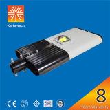 réverbère solaire extérieur imperméable à l'eau d'OEM IP67 DEL de la garantie 8years