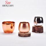 Decorazione di ceramica e di qualità superiore elettrolitica della mobilia/candela di supporti