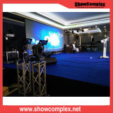 Afficheur LED de location d'intérieur polychrome élevé de Showcomplex P3.91 Deifinition pour l'événement et le concert