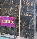 Bester Großhandelsdie türkei-grauer Marmor, Marmorfliese, Marmorplatte für Hauptbodenbelag-Entwurf