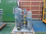 Installation de filtration d'huile lubrifiante de grande capacité de Zjc9ky