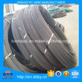 alambre de acero de la PC espiral de las costillas de 9.5m m para el cemento postes