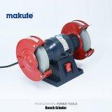 Верстачный шлифовальный станок електричюеского инструмента 250W Makute