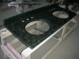 Countertop van Cecilia Granite Stone Polished Kitchen van de Kerstman van Coulour Prefab