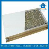 Los paneles de emparedado de papel ambientales del panal para la ingeniería limpia